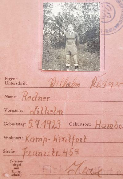 Ältestes Vereinsmitglied: Willi Redner feiert heute seinen 96. Geburtstag