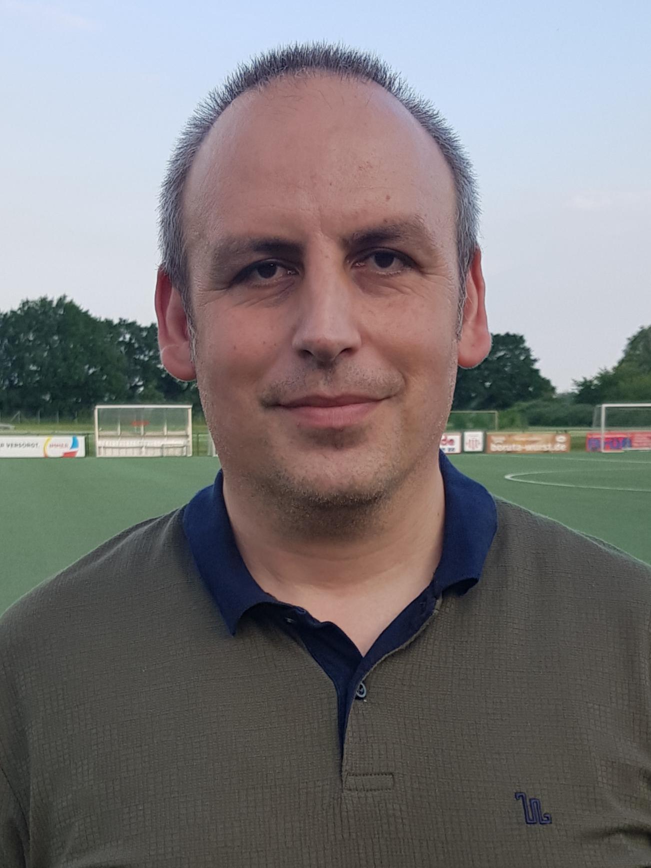 Neues Gesicht im Führungsstab der Fußball Seniorenabteilung